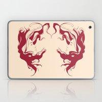 Wild Hair Diptych Laptop & iPad Skin