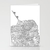 Good Ole San Francisco Stationery Cards