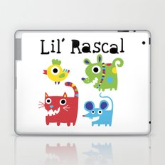 Lil' Rascal - Critters Laptop & iPad Skin