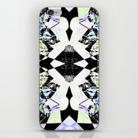 Graphic Zebra  iPhone & iPod Skin