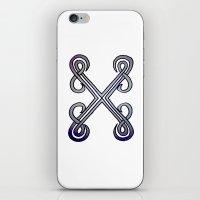 X's iPhone & iPod Skin