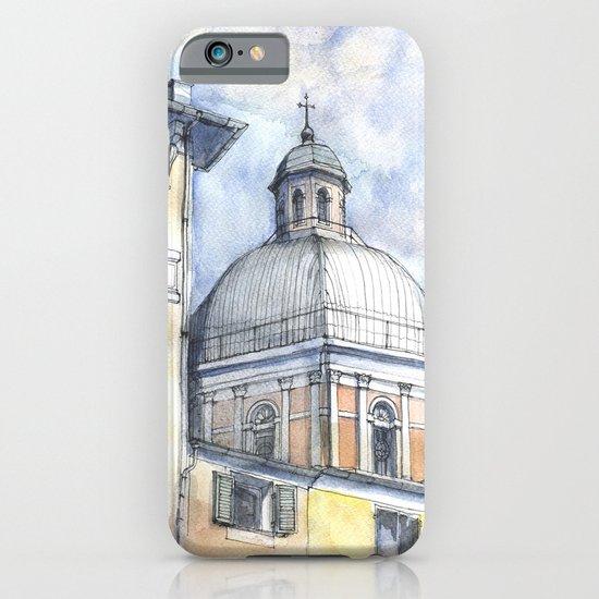 Chiesa A Pegli iPhone & iPod Case
