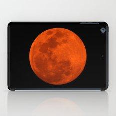 Orange Moon iPad Case