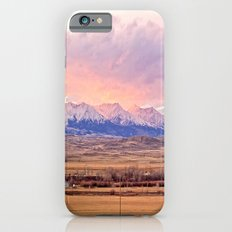 Those Crazy Mountains iPhone 6s Slim Case