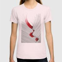 Impact Womens Fitted Tee Light Pink SMALL