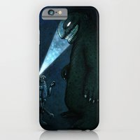 monster iPhone & iPod Cases featuring Monster by MaComiX