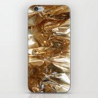 foil1 iPhone & iPod Skin