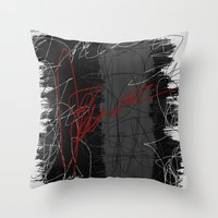 Random #1 Throw Pillow