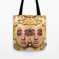 The Royals By Alex Garan… Tote Bag