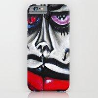 iPhone & iPod Case featuring Graffiti San by MistyAnn