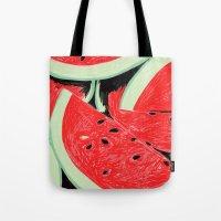 Watermelon, 2013. Tote Bag