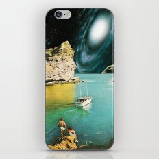 View from Rhodes iPhone & iPod Skin