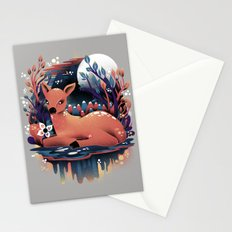 The Red Deer Stationery Cards