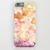 iPhone & iPod Case featuring Azalea Flowers by Art, Love & Joy Designs