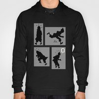 Tintin, Silhouetted Hoody