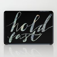 Hold Fast iPad Case