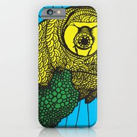 iPhone & iPod Case featuring Tardigrade by Matt Crave