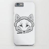iPhone & iPod Case featuring Pirate Fox by Dylan Miller