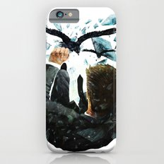 Falling To The Crows iPhone 6 Slim Case