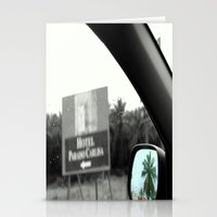 Paradise in the Rearview Stationery Cards