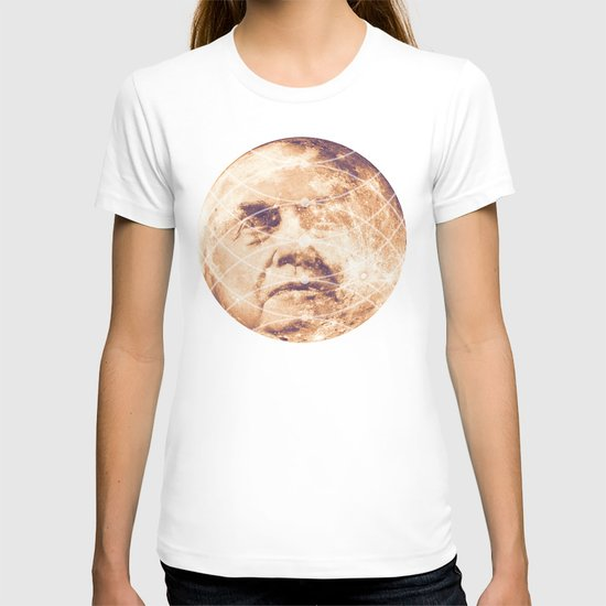 Man in the Moon Phases T-shirt