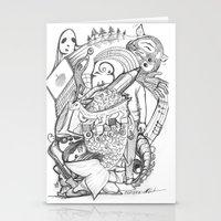 CV3 Stationery Cards
