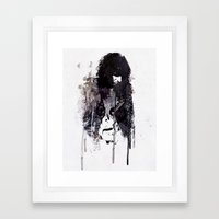 Alice Cooper Framed Art Print