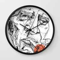 Howlin' Wolf - Get Your … Wall Clock