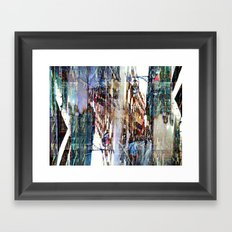 At various incarnations near your others. Framed Art Print