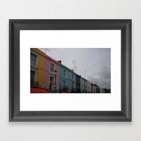 Colourful Daze Framed Art Print