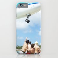 iPhone & iPod Case featuring Airplane! by Noah Bolanowski