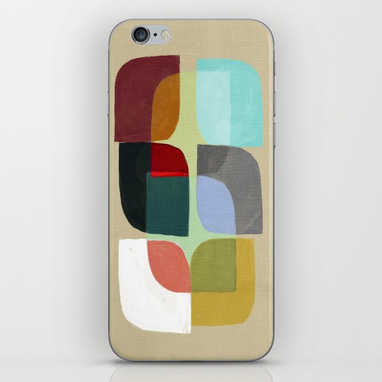 Color Overlay iPhone & iPod Skin