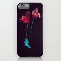 iPhone & iPod Case featuring Joy Ride by nicebleed
