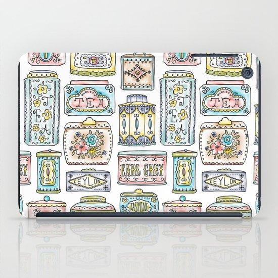 Tea Tins iPad Case