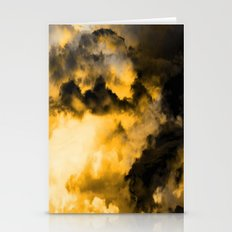 Vitality - Cloudy Abstra… Stationery Cards
