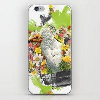 Terror Tropical 1 iPhone & iPod Skin