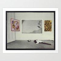 The Progressive Contract… Art Print