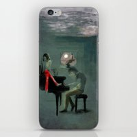 Just for one day iPhone & iPod Skin