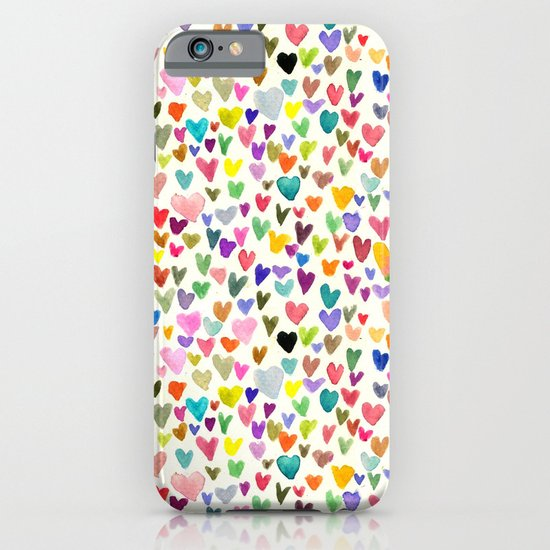 Love the world iPhone & iPod Case