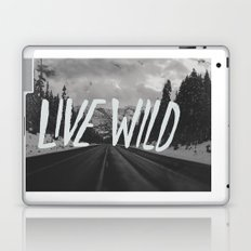 Live Wild x North Cascades National Park Laptop & iPad Skin