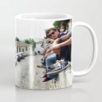 Hipster At Heart Mug