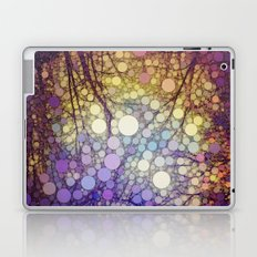 Woodland Abstract Laptop & iPad Skin