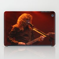 Megadeth Live at the State  iPad Case