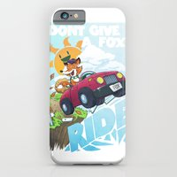 Don´t give a fox iPhone 6 Slim Case