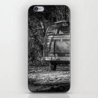 VwT2-n.11 iPhone & iPod Skin