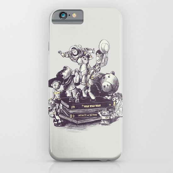 Toy Story iPhone & iPod Case