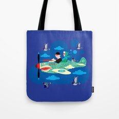 Mid-Life Crisis No. 2 Tote Bag