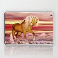 HORSE - Palomino Laptop & iPad Skin