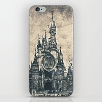 Disneyland Mix iPhone & iPod Skin