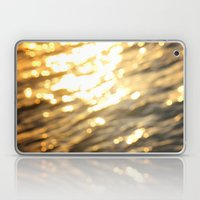 Golden Paradise Laptop & iPad Skin
